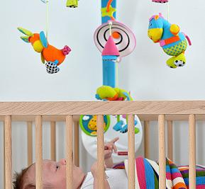 Funkcjonalny pokój dla dziecka